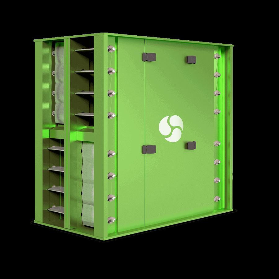 Sluice-enthalpy-regenerator-for-supply-exhaust-units-ericorporation